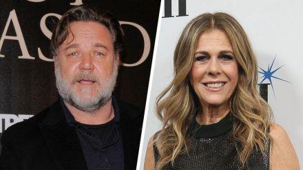 Stars wie Russell Crowe und Rita Wilson werden Kelly Preston vermissen. (cos/spot)