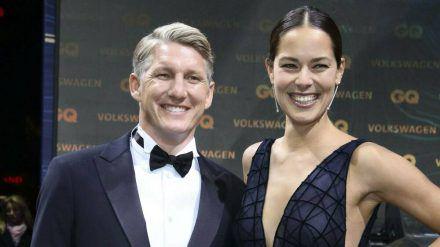 Bastian Schweinsteiger und Ana Ivanovic blicken auf vier glückliche Ehejahre zurück. (rto/spot)