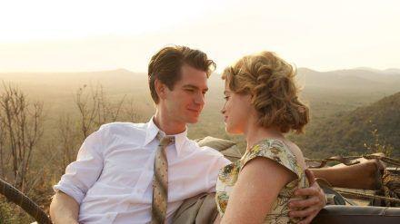 """Andrew Garfield und Claire Foy in """"Solange ich atme"""". (cam/spot)"""
