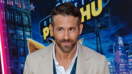 Ryan Reynolds bei einer Filmpremiere in New York (hub/spot)