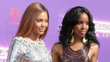 Beyoncé (links) und Kelly Rowland sangen von 1993 bis 2006 zusammen bei Destiny's Child. (ncz/spot)