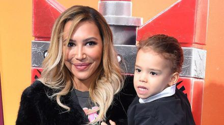Naya Rivera und ihr Sohn Josey bei einer Filmpremiere im Februar 2019. (cos/spot)