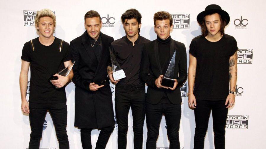 One Direction feiern am 23. Juli einen besonderen Tag. (cos/spot)
