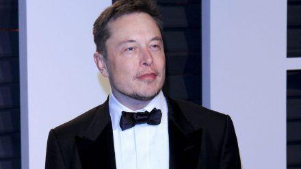 Der Twitter-Account von Elon Musk wurde gehackt. (jom/spot)
