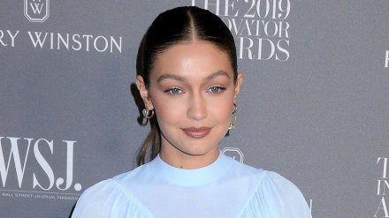 Gigi Hadid bei einem Event im November 2019 in New York City. (jom/wag/spot)