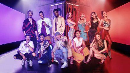 "In der neuen Show ""Battle of the Bands - Boys vs. Girls"" treten insgesamt zwölf Musikerinnen und Musiker an. (wag/hub/spot)"