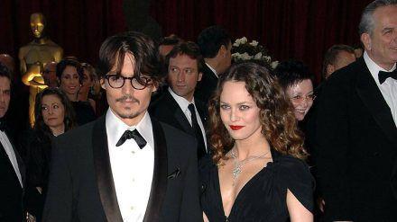 Johnny Depp und Vanessa Paradis haben zwei gemeinsame Kinder (dr/spot)