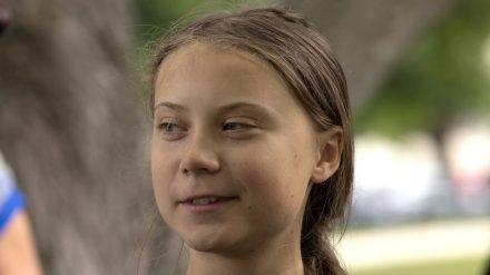 Greta Thunberg darf sich über den Preis der Gulbenkian-Stiftung freuen. (hub/spot)