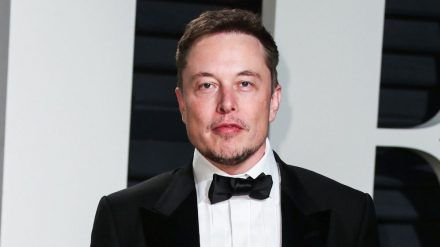 Elon Musk sorgt mit einem Twitter-Post für Spekulationen. (wag/spot)