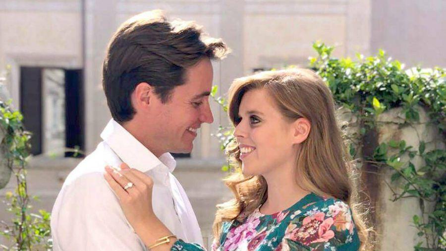 Edoardo Mapelli Mozzi und Prinzessin Beatrice sind offiziell Mann und Frau. (cos/spot)