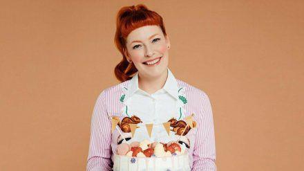 Enie van de Meiklokjes ist leidenschaftliche Bäckerin. (eee/spot)