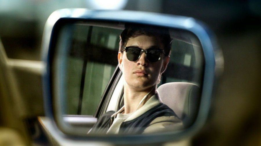 """Ansel Elgort alias Baby in """"Baby Driver"""". (cam/spot)"""