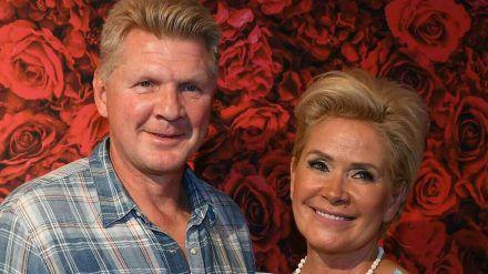 Claudia und Stefan Effenberg sind seit 2004 verheiratet (ili/spot)