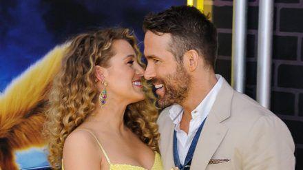 Blake Lively und Ryan Reynolds necken sich gerne in der Öffentlichkeit. (cam/spot)