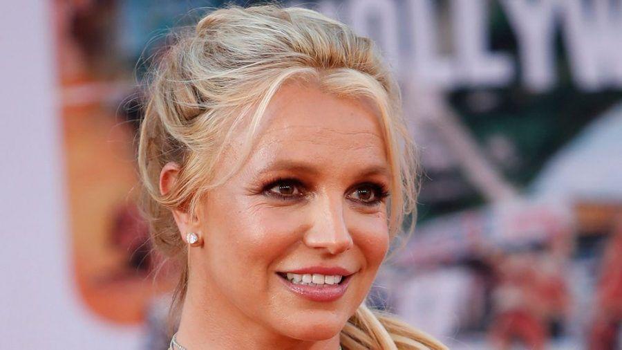 Britney Spears während eines Events in Los Angeles. (wue/spot)