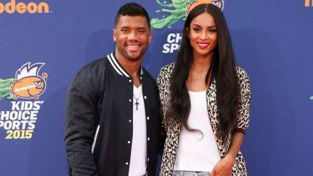 Sängerin Ciara hat ihr drittes Kind zur Welt gebracht. (jom/spot)