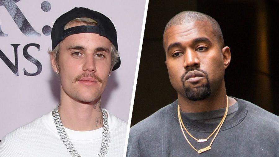 Justin Bieber und Kanye West sind nicht nur Kollegen, sondern auch Freunde. (cos/spot)