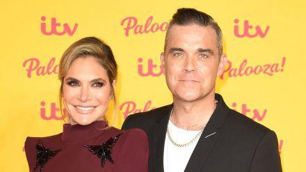 Ayda Field und Robbie Williams sind seit 2010 verheiratet. (cos/spot)