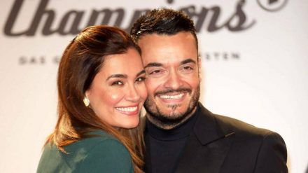 Jana Ina und Giovanni Zarrella sind seit 2005 verheiratet. (cos/spot)