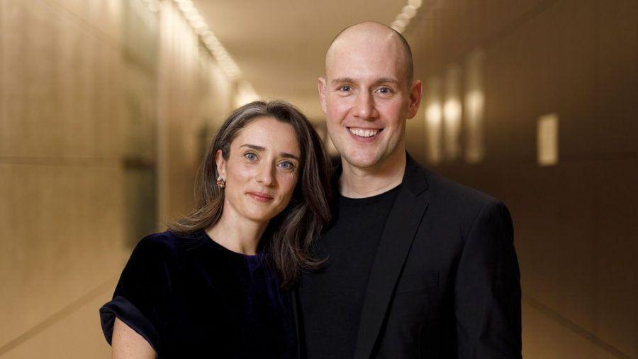 Oliver Petszokat und seine Frau Pauline bei einem Event Ende 2019 in Köln (ili/spot)