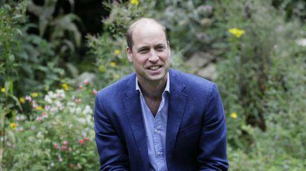 Prinz William steht Rede und Antwort im Fußball-Podcast (ili/spot)