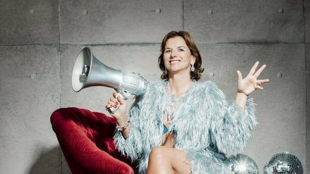 "Claudia Obert moderiert eine Online-Show zur diesjährigen ""Promi Big Brother""-Staffel. (dr/spot)"