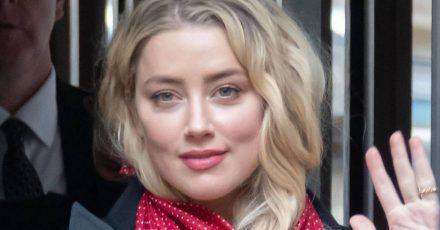 Amber Heard veröffentlicht ihre Tagebücher als Beweismaterial gegen Johnny Depp