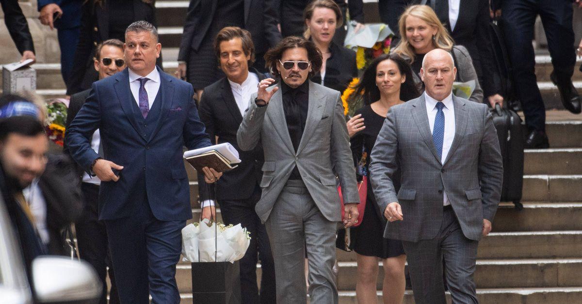 Schlammschlacht zwischen Depp und Heard: Nur noch Verlierer im Prozess?