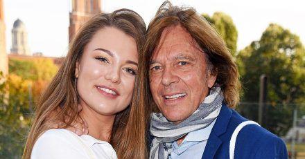 Jürgen Drews: Duett mit Tochter Joelina bei Silbereisen