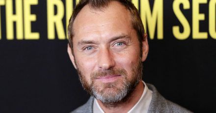 Jude Law soll den Piraten Captain Hook spielen