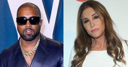 Caitlyn Jenner will unter Kanye West Vizepräsident werden?