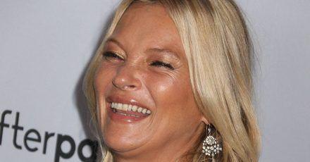 """Kate Moss: Will sie etwa """"Mitarbeiterin des Monats"""" werden?"""