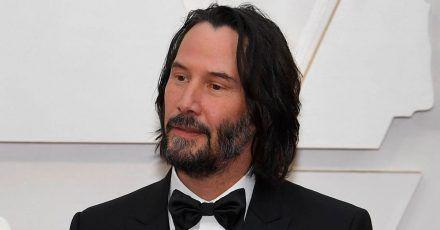 """Keanu Reeves ist von sich und seinem """"Bill & Ted""""-Comeback überrascht"""