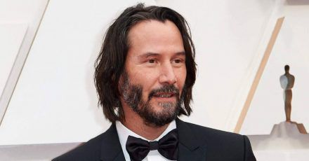 """Keanu Reeves: """"Es gibt keinen anderen Ort, an dem ich so lachen kann"""""""