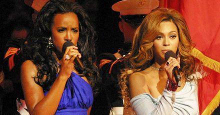 Kelly Rowland stand immer im Schatten von Beyoncé und litt darunter