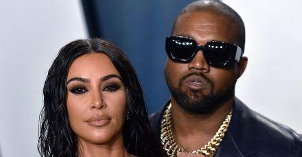 Kim Kardashian nimmt Stellung zu bipolarer Störung von Kanye West