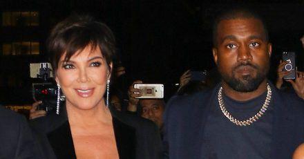 Kanye West nennt Kris Jenner eine Rassistin und Blac Chyna klatscht Applaus