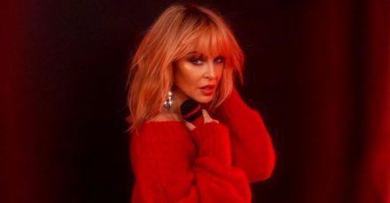 Kylie Minogue kündigt großes Comeback an - hier ist der erste Teaser!