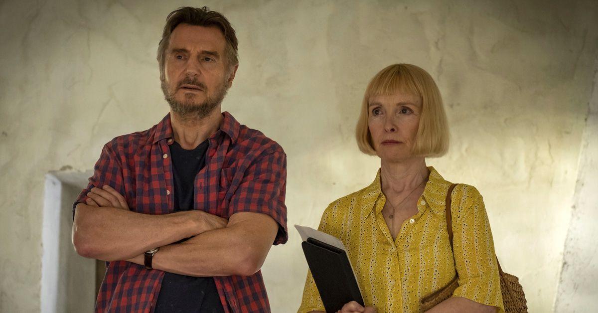 """Trailer: Liam Neeson und Sohn Micheál Richardson in """"Made in Italy"""""""