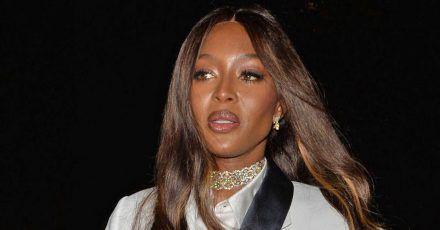 Naomi Campbell eröffnet Pariser Couture Week mit klarer Botschaft