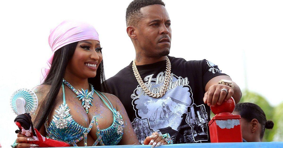 Nicki Minaj: Muss sie die Geburt alleine durchstehen?