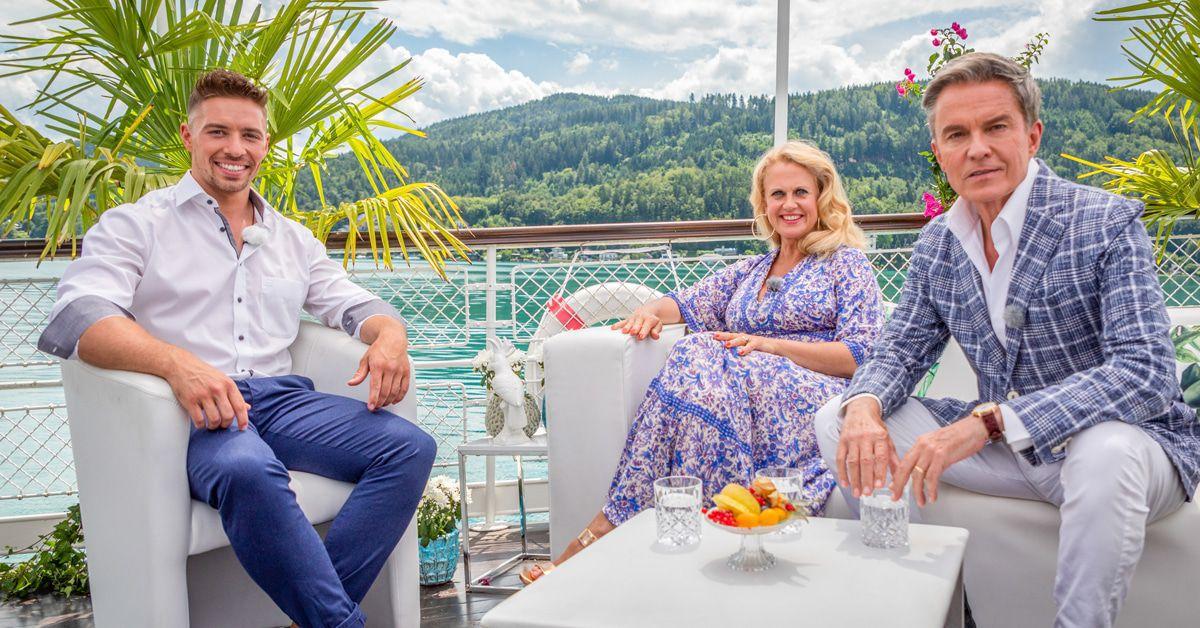 Ramon Roselly über seine Begegnung mit Frau Schöneberger und Herrn Haider