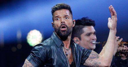 Ricky Martin genießt den Lockdown mit seinen vier Kindern