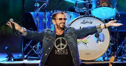 Beatles-Legende Ringo Starr feiert seinen 80. mit Paul McCartney