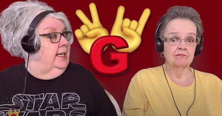 "Video: Diese 2 Omis hören Rammstein: ""It's great!"""