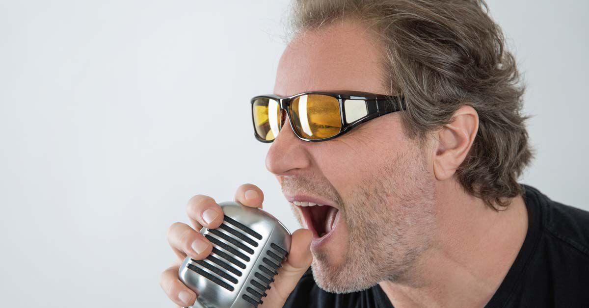 Guck mal Nena, Dein Rolf Brendel meldet sich als Sänger zurück!