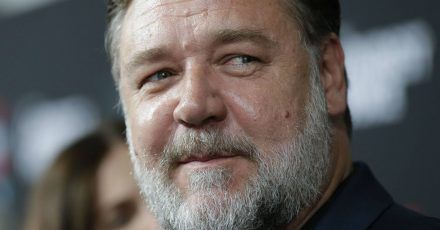 """Russell Crowe hält Isolation für """"sehr produktiv"""""""