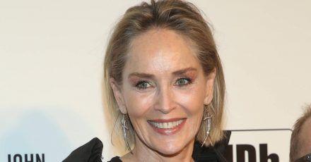 Sharon Stone hat nach ihrem Schlaganfall Gedächtnislücken