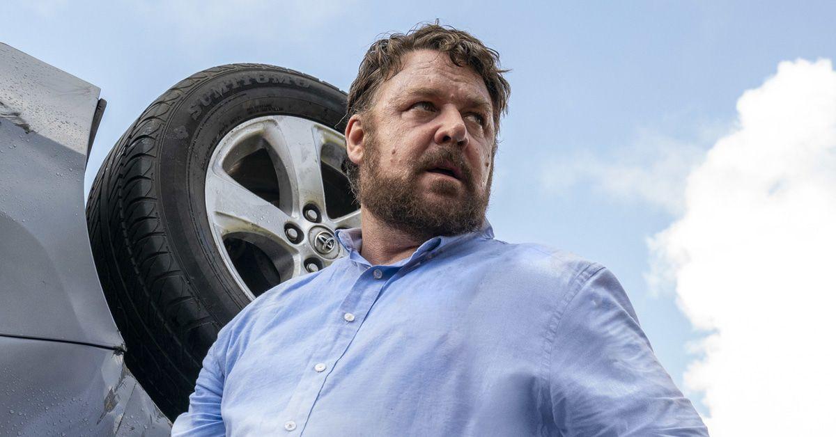 Interview mit Russell Crowe: Über Wutausbrüche und Corona-Isolation