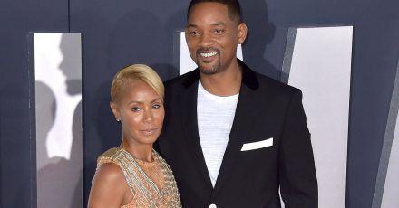 Jada Pinkett Smith redet Klartext über ihre Affäre mit Will Smith